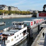 Le transport fluvial séduit de plus en plus