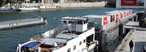 Moins polluant, le transport fluvial séduit de plus en plus