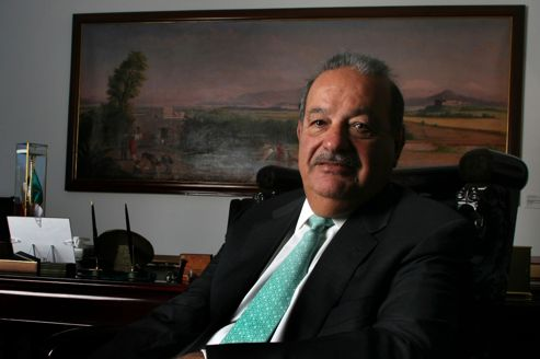Le Mexicain Carlos Slim reste l'homme le plus riche du monde avec des revenus supérieurs à 76 milliards de dollars en 2012