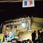 Syrie : un hôpital français pour réfugiés