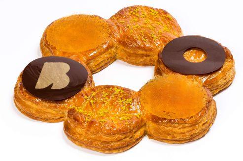 La galette aux trois parfums de l'Hôtel Burgundy (Ier).