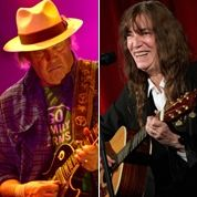 Neil Young et Patti Smith pour Springsteen