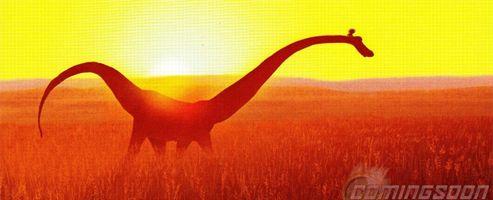The Good Dinosaur  sera dans nos salles en juillet 2014.