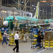 Année exceptionnelle pour Boeing