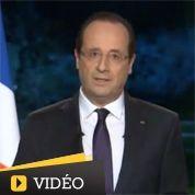 «Hollande croit en la France, belle nouvelle»