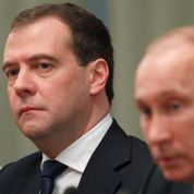 Russie : les insultes de Poutine et Medvedev