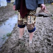 La fête dans la boue à Notre-Dame-des-Landes