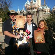 366 visites à Disneyland en un an