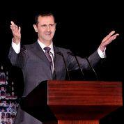 Assad tient le discours de la citadelle assiégée