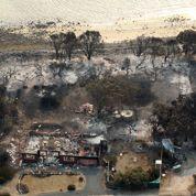 Plusieurs disparus dans des feux en Tasmanie