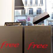 Free réactive la pub sur Internet