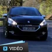 Peugeot 208 GTi: elle roule!