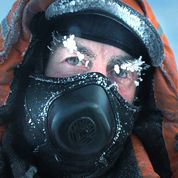Un aventurier va défier l'Antarctique en hiver