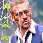 Ryan Gosling sur le tournage d' Only God Forgives . (DR)