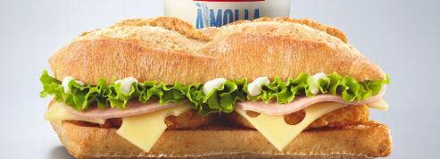 McDo combat la crise avec le jambon-fromage