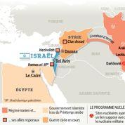 Comment Israël veut priver l'Iran de la bombe atomique