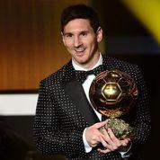 Messi : le coup de com' de Dolce & Gabbana