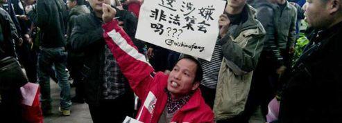 Vent de révolte en Chine contre la censure des médias