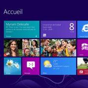 Les ventes de Windows8 déçoivent
