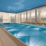 La piscine du Shangri-La.