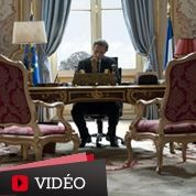 Quai d'Orsay : Thierry Lhermitte joue Villepin