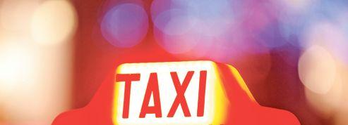Grève des taxis, en colère contre les économies de la Sécu