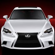 Lexus IS : l'hybride à moins de 100 g de CO2