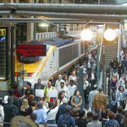 Des gares et des transports bruyants