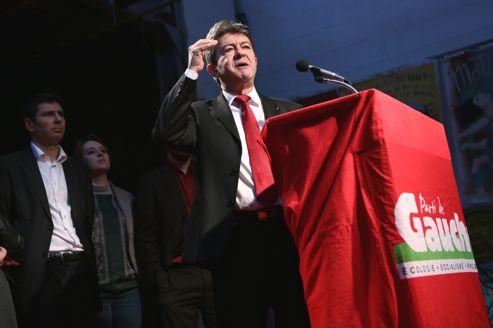 Mélenchon accuse le PS de «vouloir diviser la gauche»