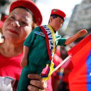 Une vague chaviste déferle sur Caracas