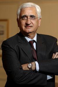 «Notre croissance dépend de ce qui se passe en Europe», affirme Salman Khurshid.
