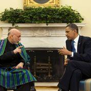 Rencontre Obama-Karzaï sur le retrait américain
