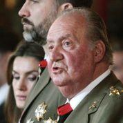 Juan Carlos rattrapé par le scandale