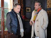 Dans le film de Philippe Le Guay, Lambert Wilson dispute le, premier rôle du  Misanthrope  à Fabrice Luchini.