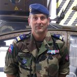 Le lieutenant Damien Boiteux tué vendredi au Mali.