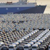 Auto : la Chine bientôt 1er fabricant mondial