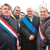 FN: l'absence remarquée de Marine Le Pen