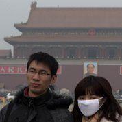 Pollution inédite dans l'air de Pékin