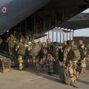 La France frappe les islamistes au Mali