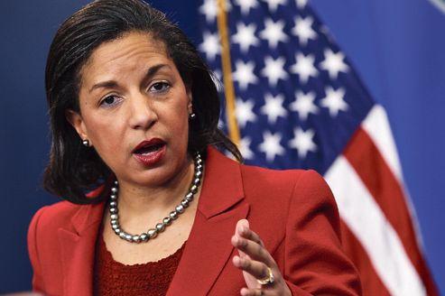 À l'automne, Susan Rice, l'ambassadrice américaine à l'ONU, avait affirmé que le plan soutenu par la France au Conseil de sécurité était «de la m…».