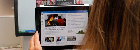 Boom de la presse sur tablettes