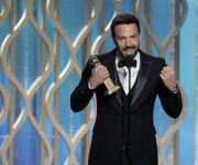 Ben Affleck a prévalu sur les poids lourds Steven Spielberg et Kathryn Bigelow.
