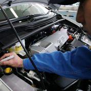 L'activité des garagistes en berne en 2012