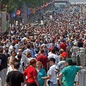 La croissance démographique ralentit