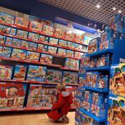 Les ventes de jouets ont reculé en 2012
