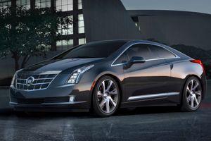La Cadillac ELR hybride.