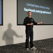 Facebook dévoile son moteur de recherche