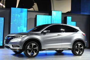 Le concept Honda Urban SUV.