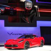USA : l'auto, symbole du renouveau industriel