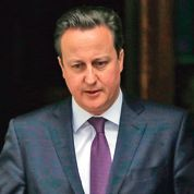Cameron sous pression des tories eurosceptiques